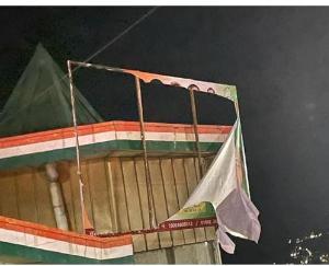 Posters burst and came out 'Virbhadra' himachgal-pradesh-may-24-2021