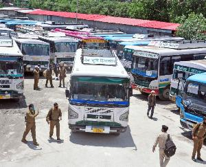 Buses will not run in Himachal now, government extended Corona curfew till June 7