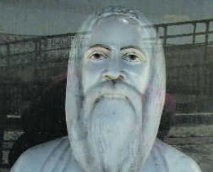Baba Bhalku: It is said that he kept coins by sticking it with a stick and the British used to mark it.