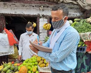 Food and Civil Supplies Department conducted surprise inspection in Solan