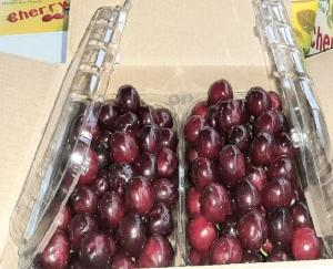 Huge jump in the prices of cherries, cherries being sold for Rs 700 kg june 3 2021