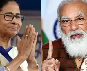 The picture of CM Mamata Banerjee will now appear on the vaccination certificate instead of PM Modi june 5 2021