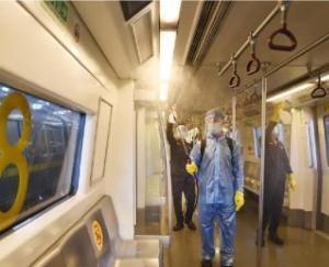आज से दिल्ली अनलॉक: पटरी पर फिर से दौड़ने लगी मेट्रो