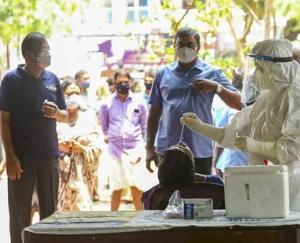 In the last 24 hours, 1 lakh 636 new cases of corona were reported in the country, 2427 people lost their lives due to infection.