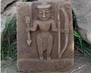 मंडी: सरकाघाट में मनरेगा कार्य में खुदाई के दौरान मिली 18वीं शताब्दी की श्रीराम की मूर्ति