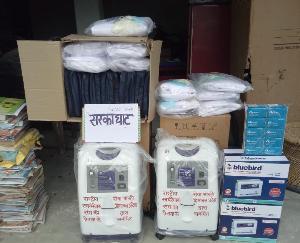 सरकाघाट : सेवा भारती सरकाघाट देगा जरूरतमंद लोगों को ऑक्सीजन कंसंट्रेटर और ऑक्सीमीटर