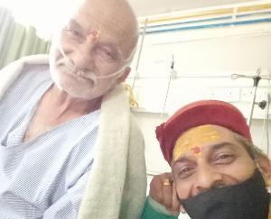 कुनिहार: शिव ताण्डव गुफा विकास समिति के अध्यक्ष के पिता का निधन