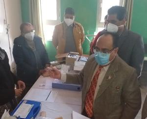 सोलन :17 जून को सोलन जिला के दिव्यांगजन के लिए विशेष टीकाकरण शिविर