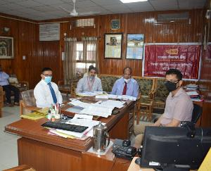 Bring the benefits of loan schemes to the common people: ADM Hamirpur