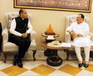 Political ordeal of Nadda and Jairam will be held in Mandi