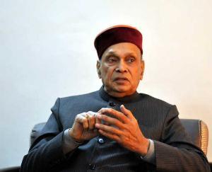 शिलाई में हुई दुर्घटना पर पूर्व मुख्यमंत्री प्रो० धूमल ने किया दुःख व्यक्त