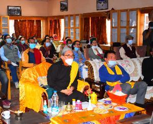 काजा उपमंडल में चार दिवसीय शिक्षक प्रशिक्षण कार्यक्रम का शुभारंभ