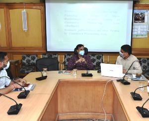 किन्नौर :साड़ा क्षेत्र के तहत आने वाले विभिन्न स्थानों पर बनाये जायेंगे ओपन जिम -हुसैन
