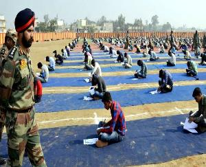 army recruitment on 25th july in himachal