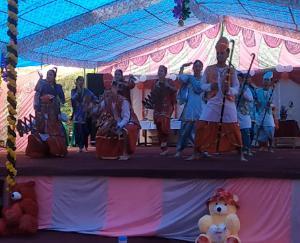 गुरूकुल इंटरनेशनल स्कूल राजगढ़ में वार्षिक पारितोषिक वितरण समारोह की धूम