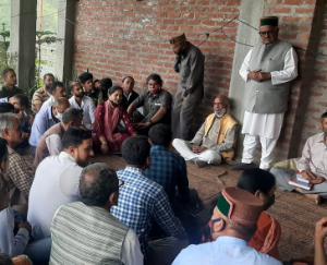 करसोग :उपचुनाव को लेकर राजनितिक दलों में उठा पठक शुरू