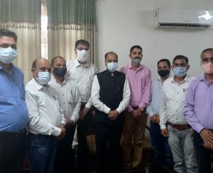 मुख्यमंत्री ने कोविड काल में शिक्षकों की सेवाओं को सराहा