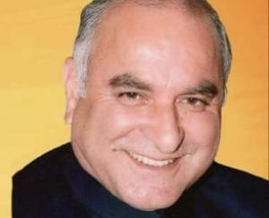 अनुराग ठाकुर को सूचना प्रसारण एवं खेल मंत्री का दर्जा दिए जाने पर पूर्व मंत्री ठाकुर गुलाब सिंह ने जताया प्रधानमंत्री व राष्ट्रीय अध्यक्ष का आभार