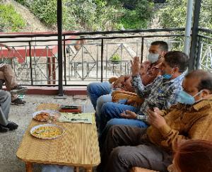 शिमला : एक दिवसीय कृषक प्रशिक्षण शिविर का आयोजन