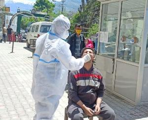 हिमाचल प्रदेश में कोविड महामारी से 1,98,441 मरीज हुए स्वस्थ