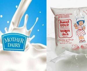 मदर डेयरी ने बढ़ाए दूध के दाम, दो रुपये प्रति लीटर का इजाफा