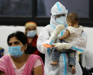 38 thousand new corona patients came in the country in the last 24 hours, 624 infected died