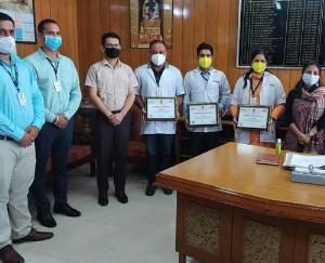 हमीरपुर : कोरोना संकट में भी जीवनदायिनी साबित हुई 108 एंबुलेंस सेवा