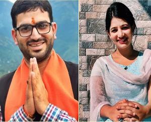 धर्मशाला : भाजपा विधायक नेहरिया से अलग होंगी HAS पत्नी ओशीन, कोर्ट में डाली याचिका