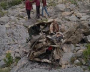 शिमला : नेरवा में पिकअप हादसे में दो लोगों की मौत