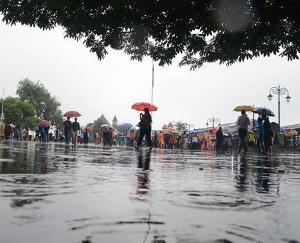 हिमाचल में आज भी भारी बारिश का ऑरेंज अलर्ट जारी