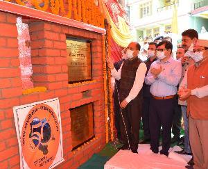 कुल्लू : मुख्यमंत्री ने किये आनी विधानसभा क्षेत्र में 234 करोड़ रुपये की विकास परियोजनाओं के उद्घाटन और शिलान्यास