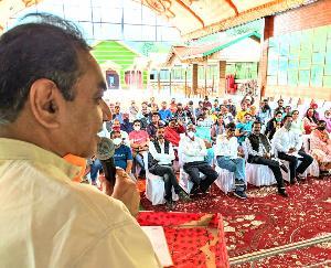 पूरे विश्व मे की जाती है प्रधानमंत्री नरेंद्र मोदी की कार्यशैली की चर्चा: टंडन