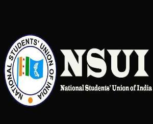 NSUI ने उठायी HPU कुलपति के सेवा विस्तार को रद्द करने की मांग
