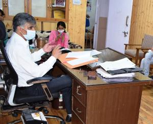 Meeting organized to deal with monsoon