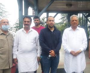 शिमला : पंजाब विधानसभा अध्यक्ष ने वीरभद्र सिंह के निधन पर परिवार को दी सांत्वना
