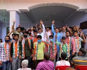 सुजानपुर : माफिया राज में जख्मों पर रोज नमक छिड़क रही सरकार  : राणा