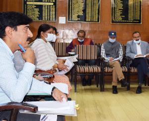 शिमला : क्षय रोग मुक्त हिमाचल अभियान की सफलता के लिए बैठक आयोजित