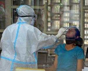 हिमाचल : पिछले सप्ताह सामने आए 670 पॉजिटिव मामले, 457 ने नहीं ली थी वैक्सीन