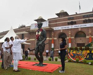 Rajiv Gandhi Khel Ratna Award renamed after hockey magician Major Dhyan Chand
