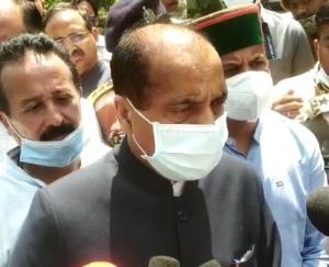 किन्नौर : मुख्यमंत्री ने निगुलसरी पहुंचकर राहत एवं बचाव कार्यों का लिया जायजा