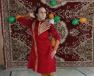 कृष्ण कला फाउंडेशन दिल्ली द्वारा गुगल मीट के माध्यम से किया गया अमृत कला महोत्सव कत्थक नृत्य का आयोजन