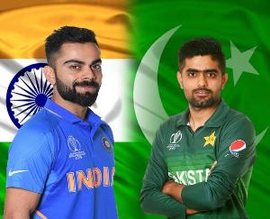 The match between India and Pakistan will be held in Dubai on October 24