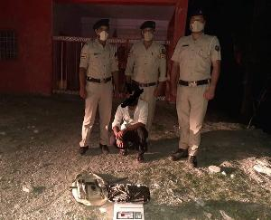 Man arrested with three kg of charas in Kullu