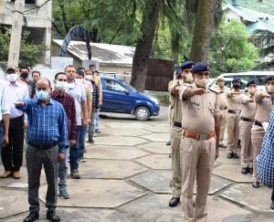 Deputy Commissioner Ashutosh Garg administered oath on Sadbhavna Diwas in Kullu