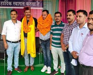 सरकाघाट : चौरी के जय राम शर्मा स्कूल प्रवक्ता संघ मंडी के महासचिव नियुक्त
