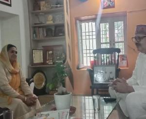 सांसद रामस्वरूप शर्मा की मृत्यु की हो सीबीआई जाँच - संजय दत्त