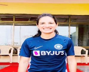 Himachal's daughter Renuka will illuminate the name of the country and the state in Australia, selected in the women's cricket team