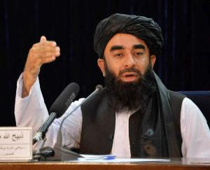 Taliban gave its first reaction on Kashmir