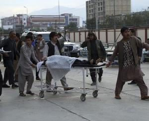 India condemned the blasts in Kabul, said - the world will have to come together