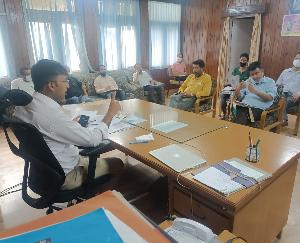 Kullu: Rs 174 crore has been proposed for stabilization of water sources and construction of buffer storage.
